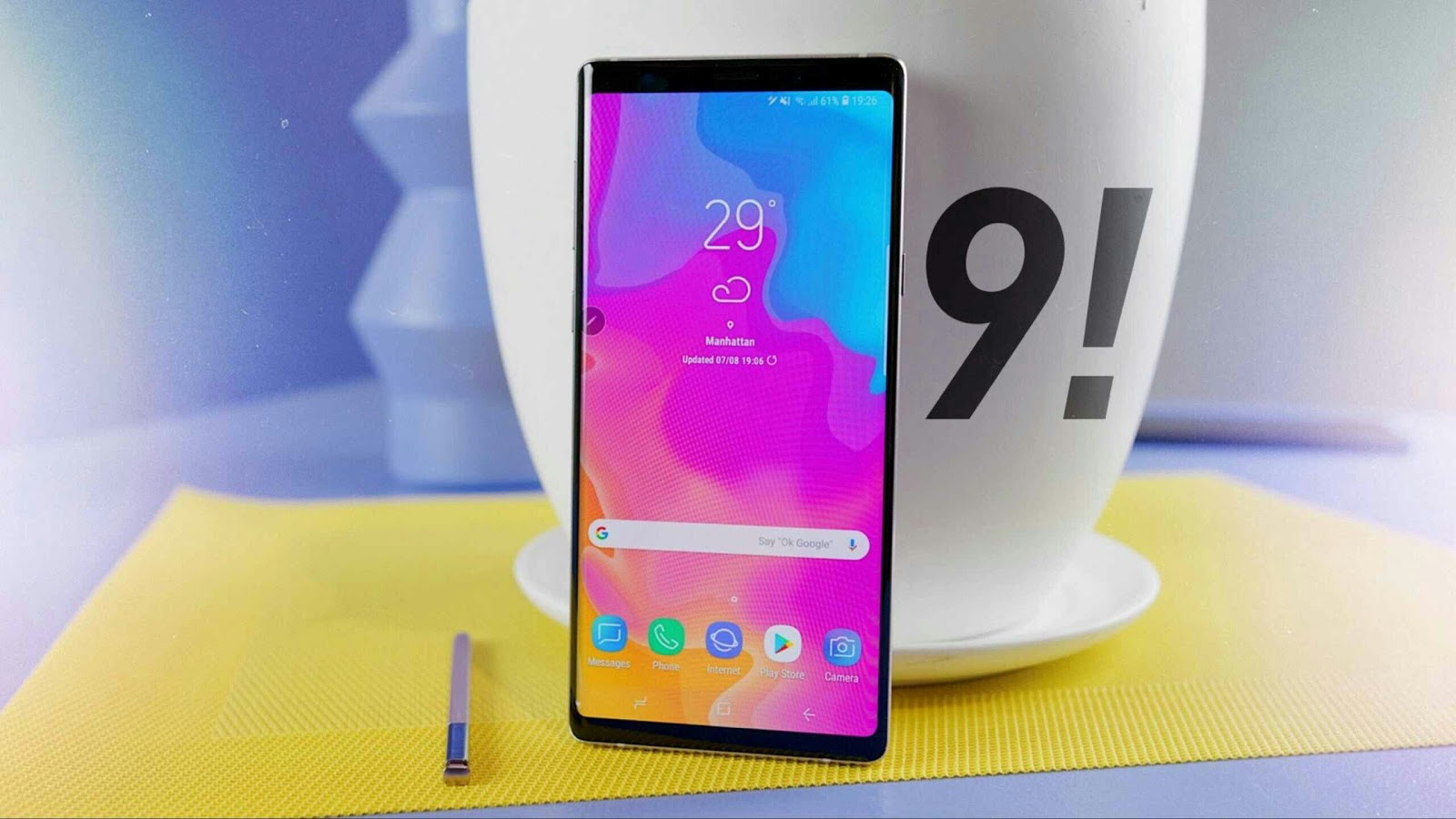 Download Wallpapers Galaxy Note 9