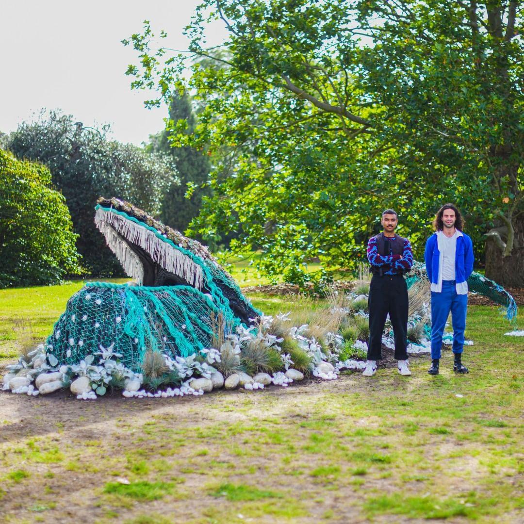 Taman Kew Tujuan Wisata London