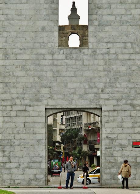 Puerta de la Ciudadela, em Montevideo, capital do Uruguai