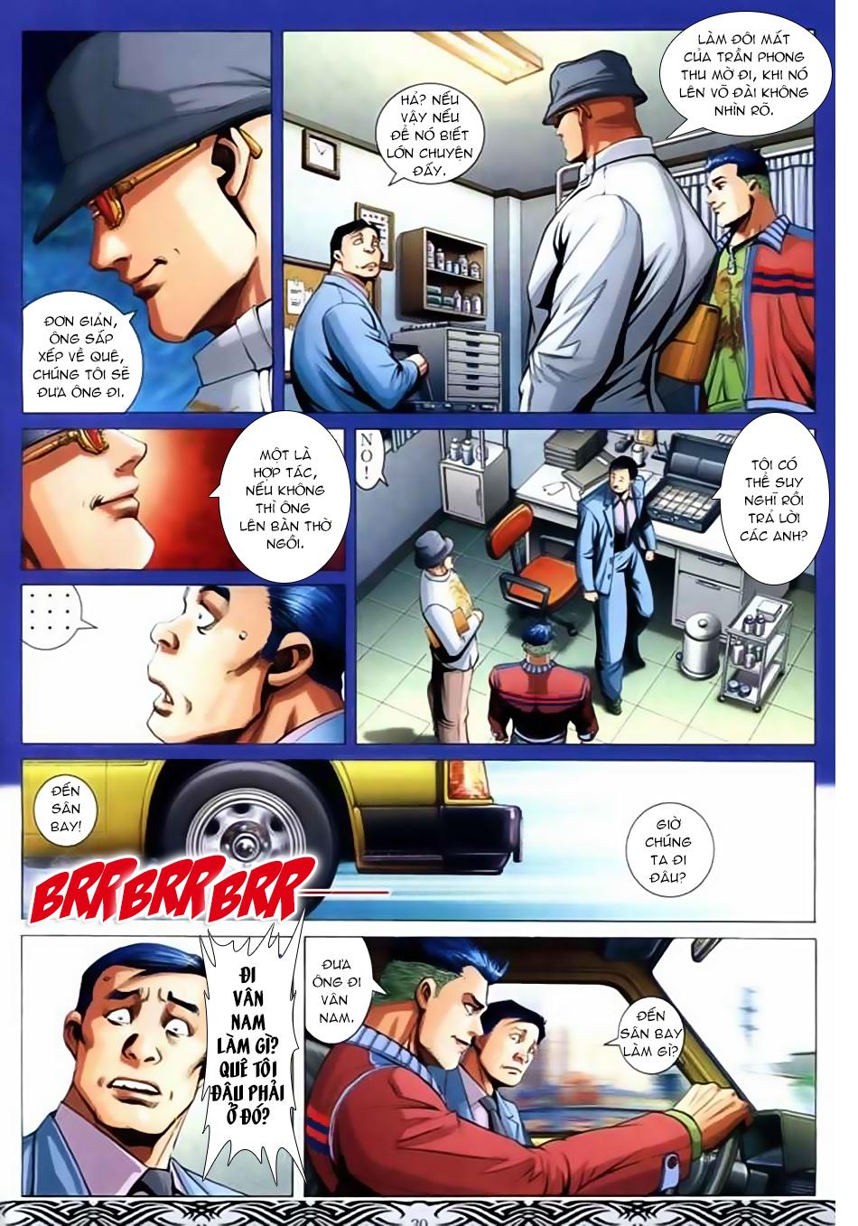 Người Trong Giang Hồ Chap 660 - Truyen.Chap.VN