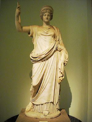 Hero's Journey: Ox-Eyed Hera, Queen of Heaven