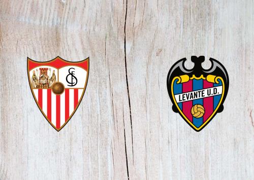 Sevilla vs Levante -Highlights 21 January 2020