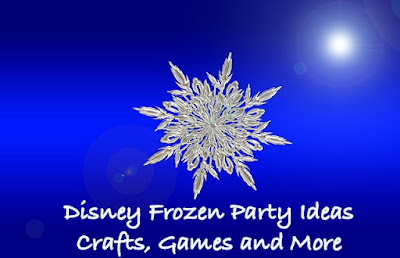 Disney Frozen Party Ideas-Games, Food and More