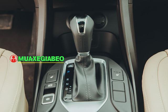 Giới thiệu Hyundai SantaFe 2.2L máy dầu phiên bản tiêu chuẩn 2WD ảnh 12