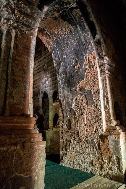 Gubyaukgyi Temple - Bagan - Myanmar - Birmanie