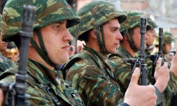 Αύξηση θητείας 3 μήνες στον Στρατό Ξηράς και πρόσληψη 10.000 ΕΠΟΠ σε βάθος δεκαετίας για να κλείσουν οι «τρύπες»