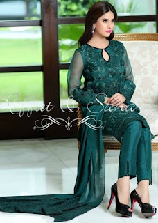 Eid-ul-Adha Women Dresses by Riffat & Sana