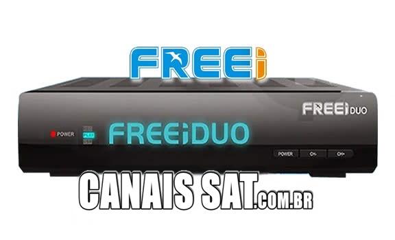 Freei Duo HD Nova Atualização V4.31 - 02/12/2019