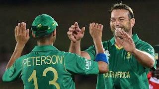 Jacques Kallis 4-15 - South Africa vs Zimbabwe 4th Match ICC World T20 2012 Highlights
