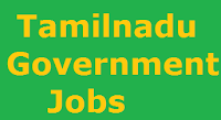 Tamilnadu Government Jobs