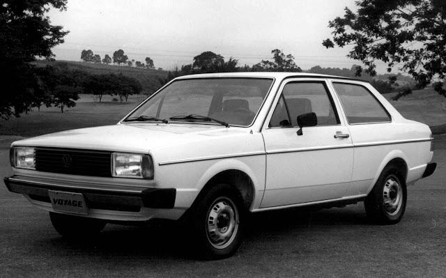 VW Voyage 1982