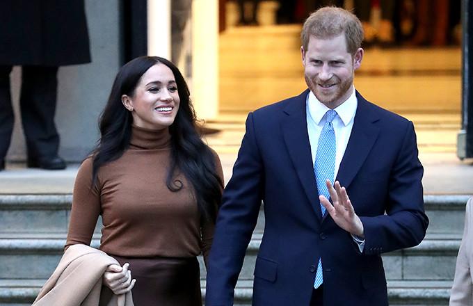 Ostatnie oświadczenie królowej ws. Harry'ego i Meghan!