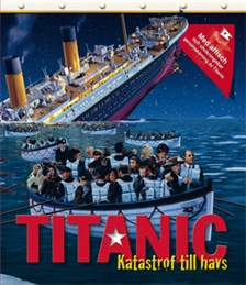 Linje 500: Titanic- katastrof till havs av Philip Wilkinsson