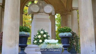 Rudolph Moshammer -Mausoleum