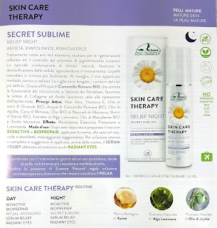 Vitamol Bio Naturell - Relief Night - Secret sublime
