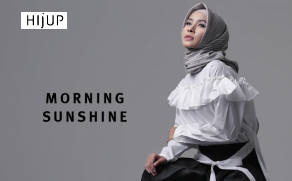 Trend Fashion Hijab Lebaran 2017