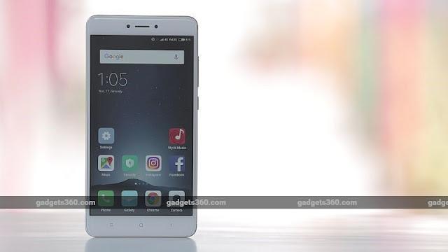 đánh giá điện thoại Xiaomi Redmi Note 4 Quancomm s652