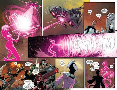 """Reseña de """"Marvel Now! Deluxe. La Nueva Patrulla-X"""" vol.4 de Brian Michael Bendis y Stuart Immonen - Panini Comics"""