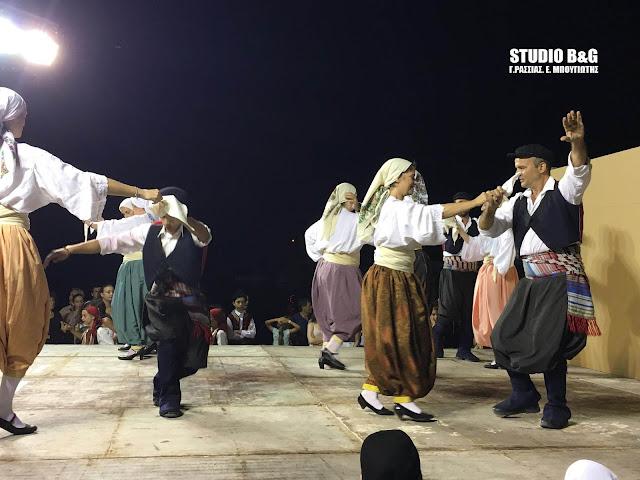 Αργολίδα: Καλοκαιρινή μουσικοχορευτική εκδήλωση στο Τολό