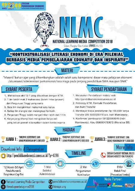 Lomba National Learning Media Competition