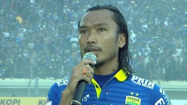 Hariono belum berpikir gantung sepatu usai pamit dari Persib Bandung