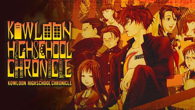 El RPG Kowloon High-School Chronicle llegará el 9 de abril a Nintendo Switch en formato físico