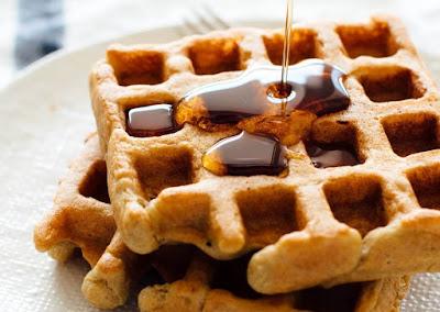 Oatmeal Waffles Recipe