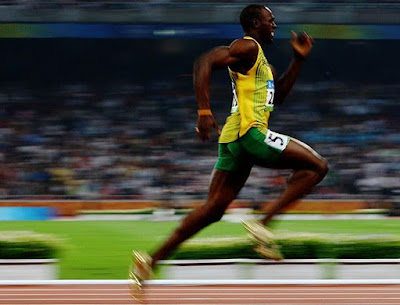 usain bolt physics introduction to kinematics physics for beginners