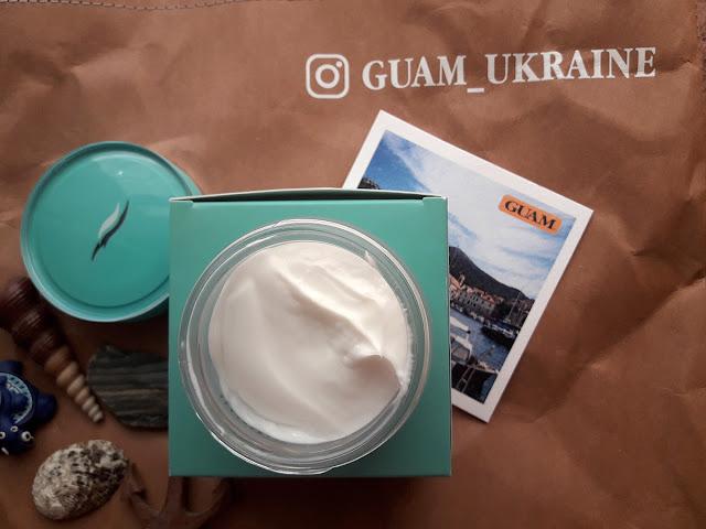 Укрепляющий крем от морщин GUAM