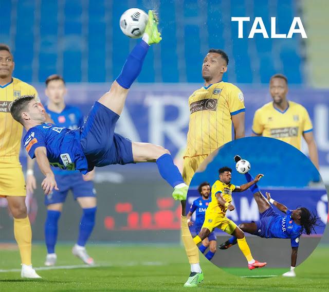 نتائج الجولة 14 و ترتيب الدوري السعودي للمحترفين 2021