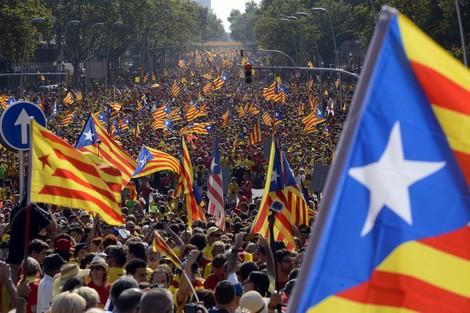 التحدي الانفصالي للكاتالان يشحن الدخول السياسي عند الإسبان