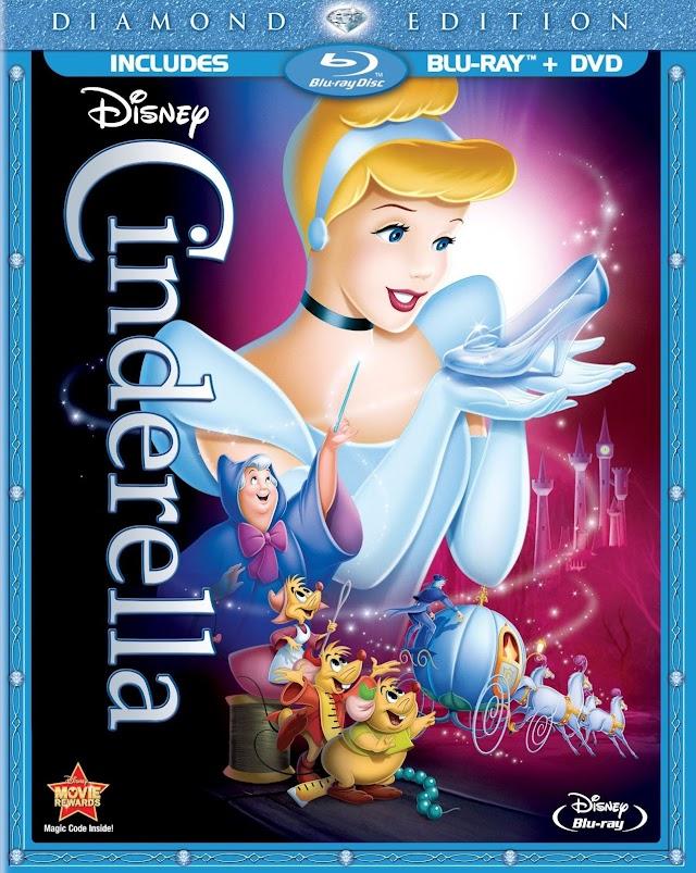 Cinderella 1950 x264 720p Esub BluRay Dual Audio English Hindi GOPI SAHI