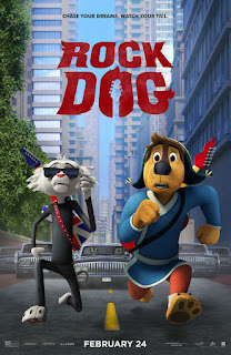 Watch Rock Dog (2016) movie free online
