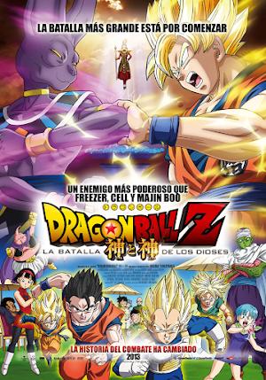 Dragon ball Z la batalla de los dioses [Latino] [OneDrive] [GoogleDrive] [Gratis] [HD]