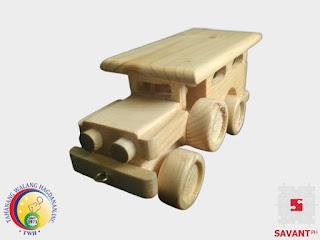 Decorative Wooden Jeepney Handicraft Philippines
