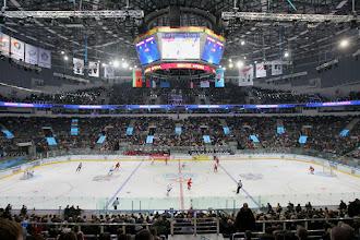 Belarus e Letônia assinam acordo para organizar o Campeonato Mundial de Hóquei no Gelo em 2021