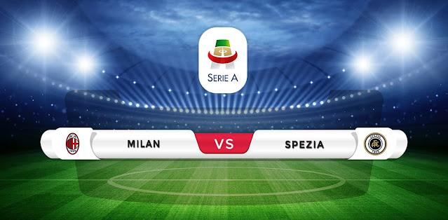 Milan vs Spezia – Highlights