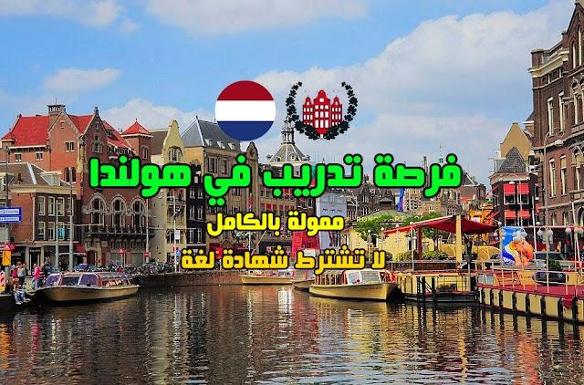فرصة لحضور تدريب في امستردام لتطوير مهاراتك الشخصية والمهنية (ممولة بالكامل)