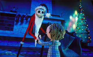 Dunia Sinema The Nighmare Before Christmas Aksi Jack di Malam Natal