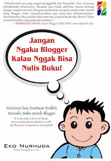 blogger penulis