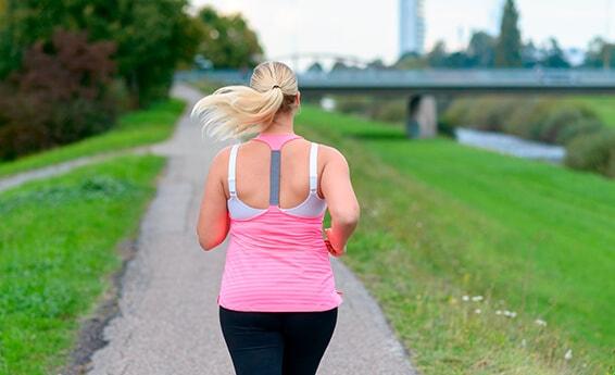 Charlotte running