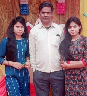 जौनपुर की दो सगी बहनों के पुलिस बनने पर भायंदर में खुशी की लहर | #NayaSaberaNetwork