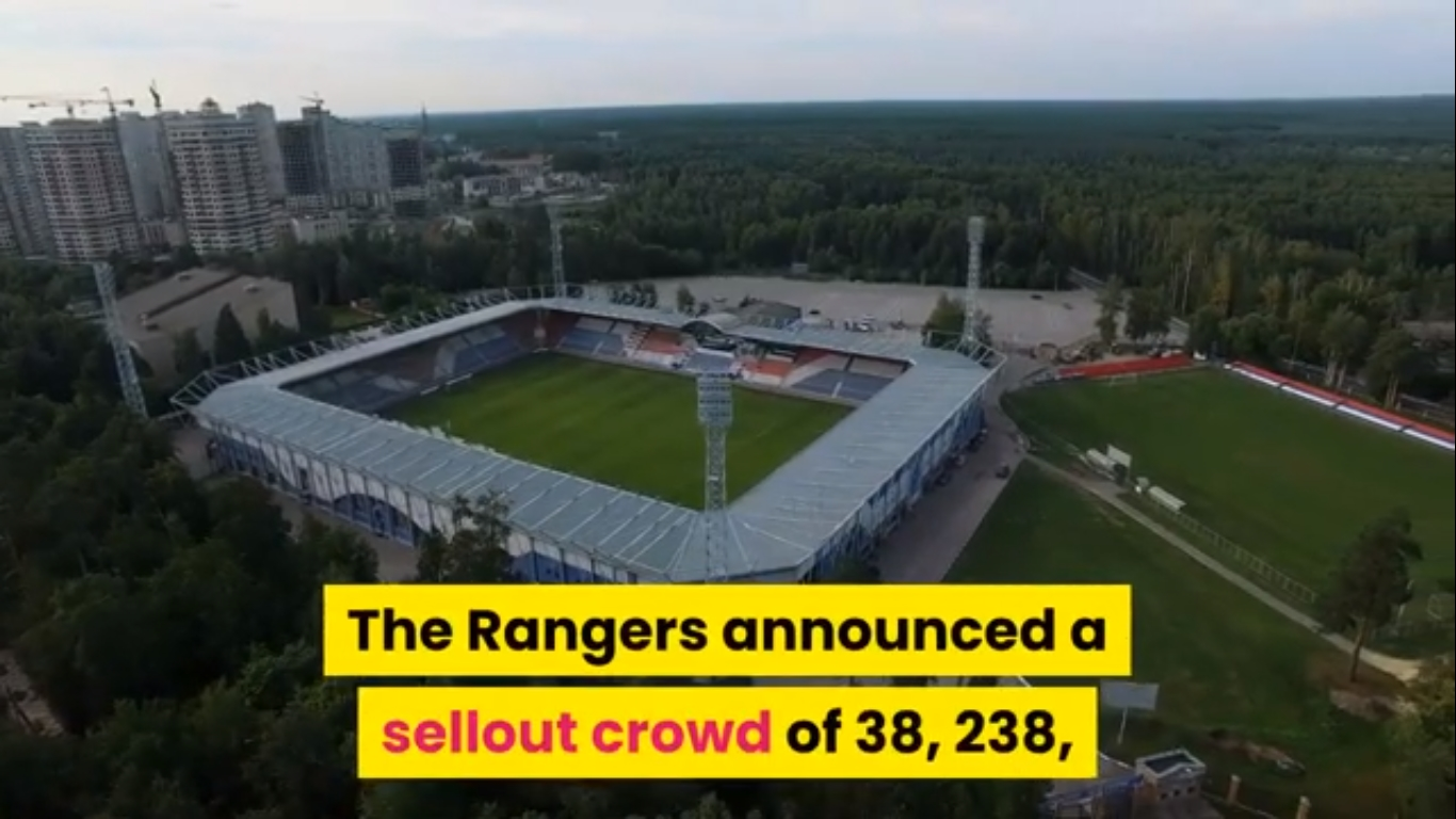 Photos show Texas Rangers' sellout crowd packed in for home opener