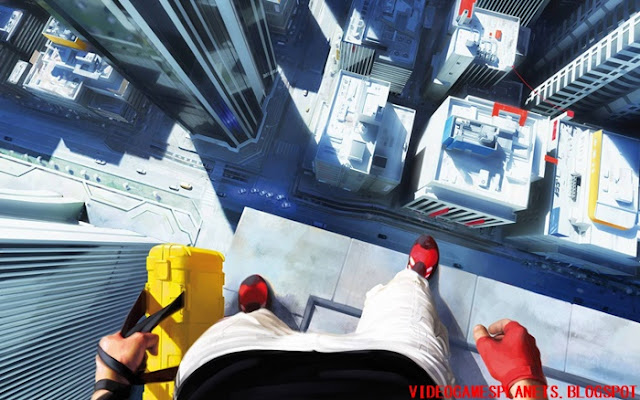 mirror's edge highly compressed 10mb