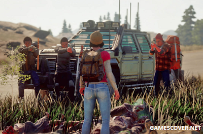 State of Decay 2 Story
