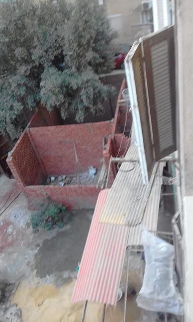 استغاثة من سكان حي السويسري بمدينة نصر بسبب البناء المخالف