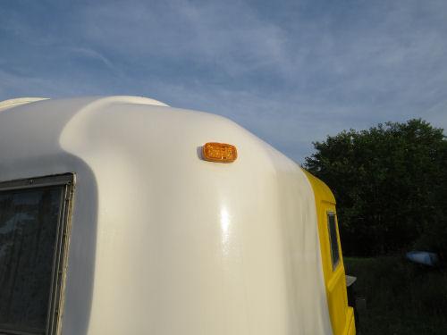 trailer clearance light