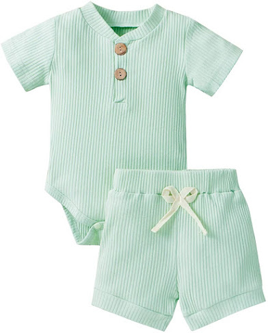 Boys Girls Newborn Baby Clothes
