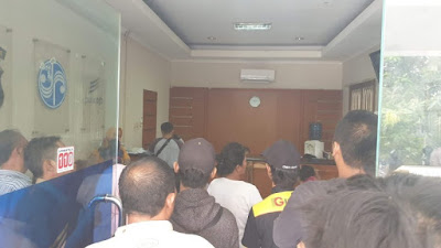 Syarat perpanjang STNK motor Bekasi