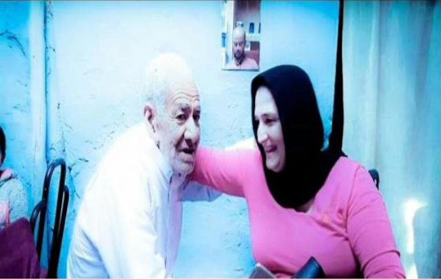 """""""المراكشي"""" من بائع كتب مشهور إلى نزيل بدار المسنين بوجدة، ونشطاء يطلقون نداء بحث عن عائلته"""